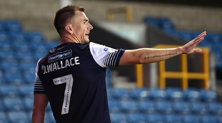 Millwall's Jed Wallace urges realism as Lions flirt with top six with 12 Championship games left