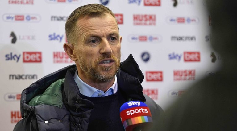 Millwall's Gary Rowett on pre-match warning before Nottingham Forest- and poor run of form