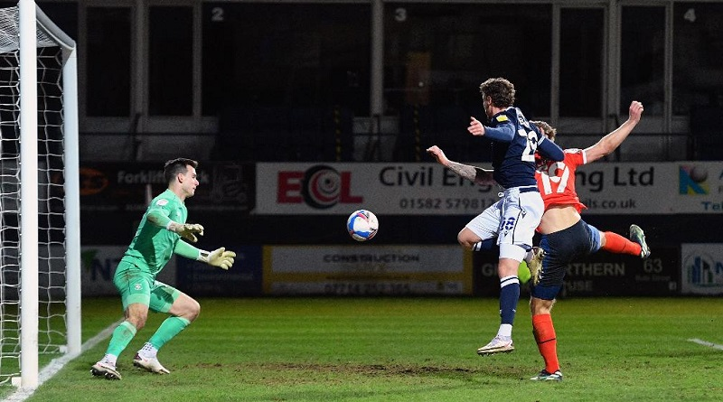 Luton Town's time-wasting comes back to haunt them - but Millwall boss had no issue with Hatters