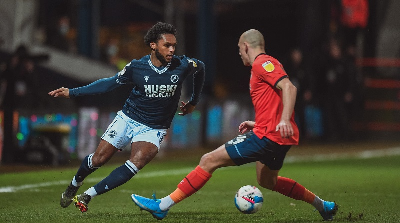 REPORT: Luton Town 1-1 Millwall