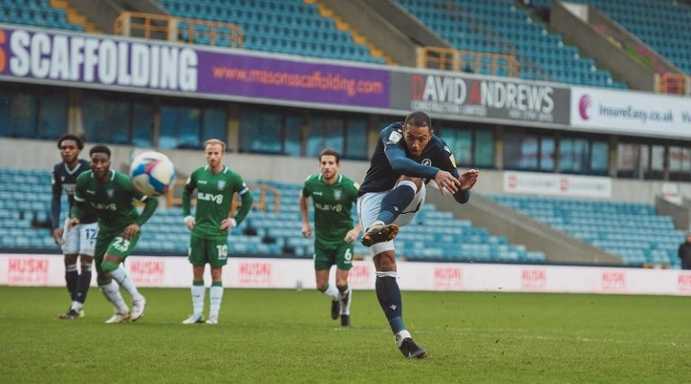 Millwall boss 'frustrated' by lack of options - but Lions will 'crack on' in intense season