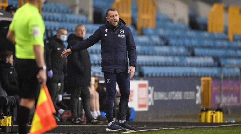 How Millwall went back to go forward in February - as boss looks to transfer windows to upgrade