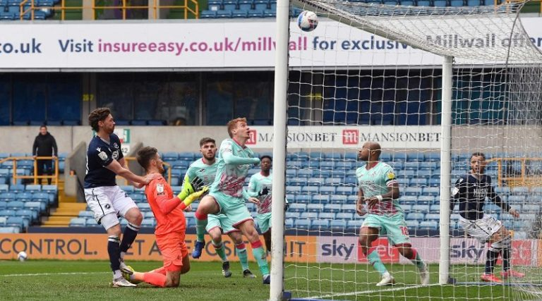 Millwall boss Gary Rowett gives initial reaction as Lions blow chance to move five points off sixth