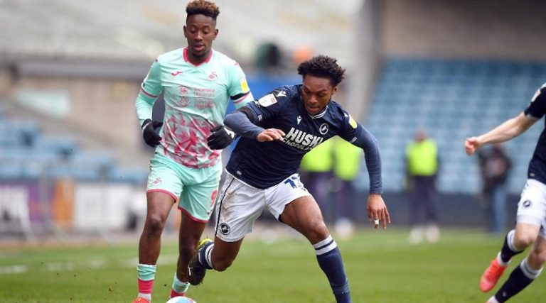 Swansea boss on 'nuisance' for Lions defence - and former Millwall target's response after racist abuse