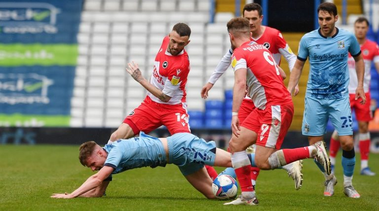 'Looks like you don't care, but that wasn't the case' - Millwall defender reflects on Coventry defeat