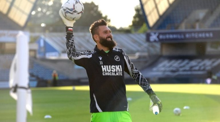 Millwall boss reveals what Bartosz Bialkowski did after early-morning return from Swansea