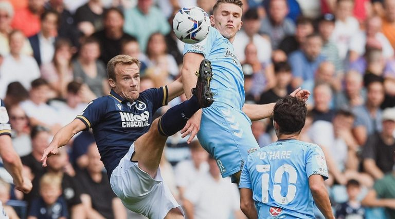 Championship highlights: Millwall 1-1 Coventry City