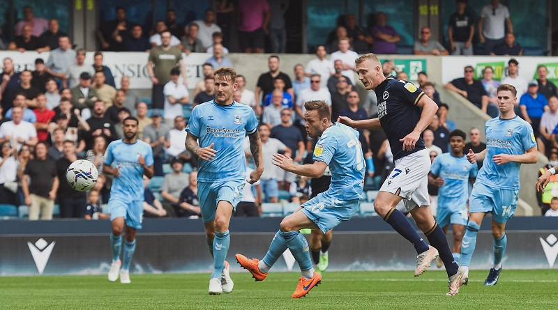 REPORT: Millwall 1-1 Coventry City
