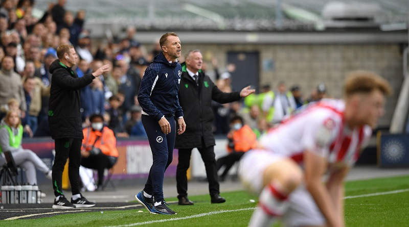 Millwall boss on midfield dilemma, changing formation - and odd feeling before the game